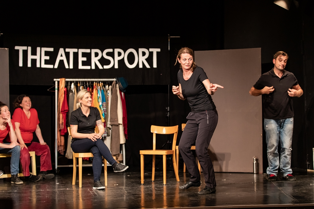 theatersport Foto guenter krammer